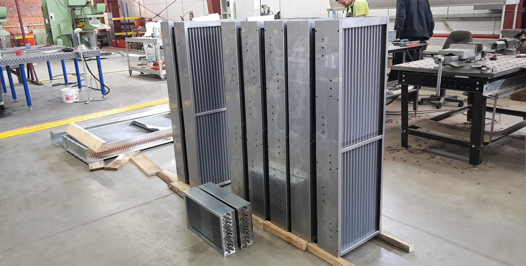 Изготовление медно алюминиевые теплообменники Кожухотрубный испаритель Alfa Laval DXS 345 Минеральные Воды